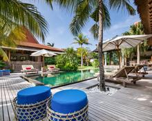 Villa Desa Roro Estate - Traditional Luxurious and Rustic Wooden 7 BR Villa in Tranquil Canggu - 2