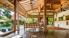 Villa Desa Roro - Exotic 5 Bedroom Villa With Traditional Balinese Design in Tropical Canggu - 13