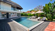 Villa Kami - Expansive Tropical 4 Bedroom Villa Nestled Away In The Rice Paddies Of Canggu - 2