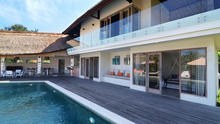 Villa Kami - Expansive Tropical 4 Bedroom Villa Nestled Away In The Rice Paddies Of Canggu - 9