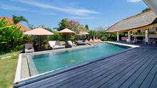 Villa Kami - Expansive Tropical 4 Bedroom Villa Nestled Away In The Rice Paddies Of Canggu - 6