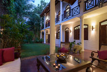 No. 39 Galle Fort - Capacious Three Bedroom Townhouse