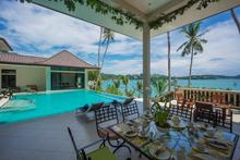 Moon Cove  - Luxury 14 Bedroom Beachfront Villa - 4