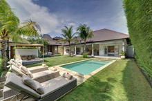 Sahana Villa - This Villa Is Designed As Child Friendly with A Modern Tropical Architecture