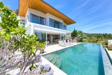 Villa Zoe - Spacious Koh Samui Villa with Ocean View