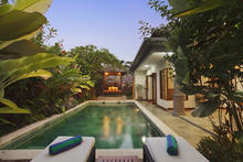 Villa Senang at Canti Asri Residence - A Beach Sanctuary in Canggu