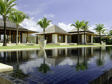 Villa Ananda - Tropical beachfront estate