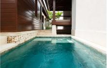 Villa Chintamani Bedroom Two - Luxury One Bedrom Plunge Pool Beachfront Villa - 9