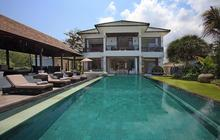 Villa Rosita Sanur - A Perect 5 Bedroom Beachfront Villa