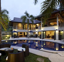 Villa Maria - A Palatial and Luxurious 5 Bedroom Family Villa in Phuket