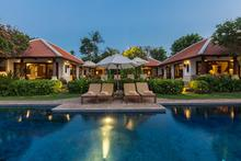 Ban Haad Sai - Relaxing Beachfront villa