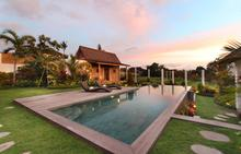 Villa Sebelah - Exceptionally antique 3 bedrooms villa in Kerobokan - 4