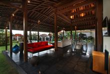 Villa Sebelah - Exceptionally antique 3 bedrooms villa in Kerobokan - 9