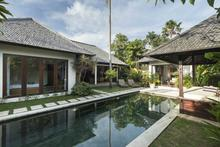 Villa Tiga Mangga - 2 Bedroom Villa with Walking Distance to Oberoi Street - 4