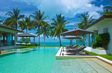 Villa Asan - Private 5 Bedroomed Beachfront Villa