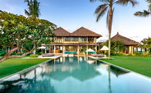 Shalimar Estate - Villa Complex with Contemporary Tropical Architecture