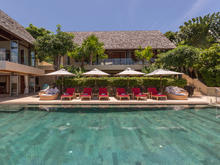 Villa Avasara - 5 bedroom villa with spectacular vie in Koh Samui