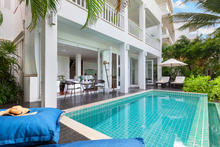 Villa M Koh Samui - Inviting 5 Bedroom Beachfront Villa