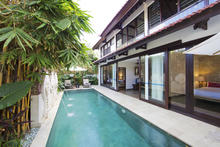 Four on Drupadi Complex - Stylish villa complex with modern touch in Seminyak