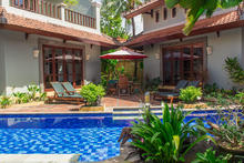 Naga Maya House Kamboja - 2 Bedrooms Picturesque Villa in Legian