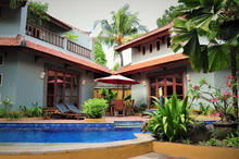 Naga Maya House Kamboja - 2 Bedrooms Picturesque Villa in Legian - 2