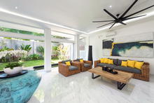 Villa Upala Cliff  - Stunning 4 BR Villa With Remarkable Indian Ocean View in Uluwatu - 4