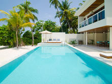 Amilla Villa Residence 6 - 4 Bedroom Villa with Miami style design in the Maldives