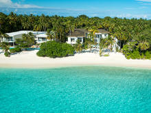 The Amilla Villa Estate - 6 Bedroom Beachfront Bliss in Maldives