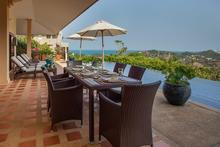 Alpha Villa - Astounding Villa in Tambol Bophut with 5 Bedrooms - 4