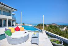 Baan Bon Khao - 6 Bedroom Villa with Magnificent View in Koh Samui - 1