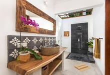 Villa Makasih - Pleasingly Stylish 2 Bedroom Villa With Natural Balinese Design in Seminyak - 20