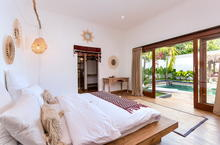 Villa Makasih - Pleasingly Stylish 2 Bedroom Villa With Natural Balinese Design in Seminyak - 23