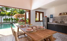 Villa Makasih - Pleasingly Stylish 2 Bedroom Villa With Natural Balinese Design in Seminyak - 10