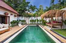 Villa Makasih - Pleasingly Stylish 2 Bedroom Villa With Natural Balinese Design in Seminyak - 6