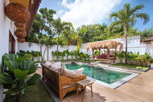 Villa Makasih - Pleasingly Stylish 2 Bedroom Villa With Natural Balinese Design in Seminyak - 3