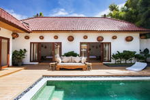 Villa Makasih - Pleasingly Stylish 2 Bedroom Villa With Natural Balinese Design in Seminyak - 8