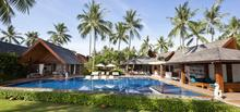 Baan Kilee - 8 bedroom beachfront villa with 30m of white sand frontage